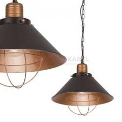 Lampa GARRET I Zwis S 6443 E27 60W Nowodvorski