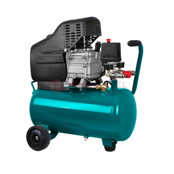 Kompresor olejowy VA-VSP725 24L 1.5kW 8bar VANDER