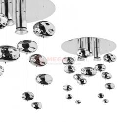 Lampa SALVA C 5424 3xGU10 Nowodvorski