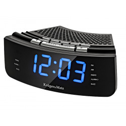 "Radiobudzik LCD 1.2"" KM0813 Kruger&Matz"