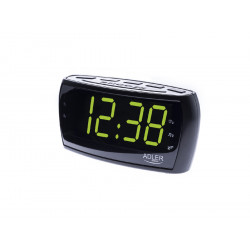Radiobudzik AD 1121 AM/FM LED Adler