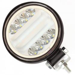 Lampa robocza LED CREE 126W okrągła WL1045 9V-30V INTERLOOK