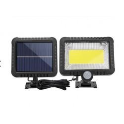 Lampa solarna LED z czujnikiem ruch SL-F100