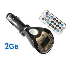 Transmiter odtwarzacz MP3 FM-BX27 005428 SkyMusic
