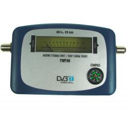 Miernik sygnału DVB-T TVF10 compass Blow