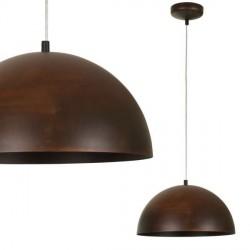 Lampa HEMISPHERE RUST S PL 6367