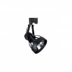 Lampa MADARA GU10/AR111/PAR30 black na szynę SPECTRUM