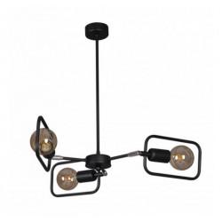 Lampa GAJA K-4760 III czarna wisząca E27 Kaja