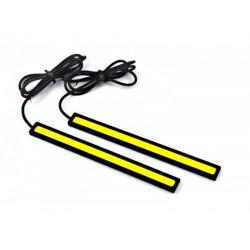 Lampy LED do jazdy dziennej 12V 2x6W 175mm 055787
