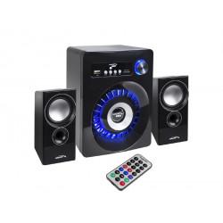 Głośnik Bluetootch 2.1 AC910 Audiocore FM/USB/SD