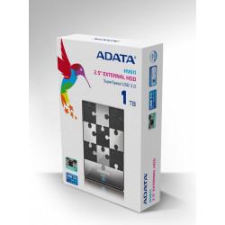 """Dysk HDD zew. 1TB HV611 2,5"""" USB 3.0 ADATA"""