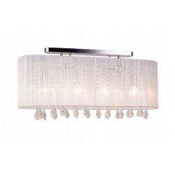 Lampa plafon ISLA MXM-1870/4 White 4xE14 40W Italux