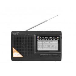 Radio przenośne LTC-2016 WILGA z USB i Akumulatorem