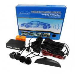 Czujniki parkowania + LED + sensory black 52 INTERLOOK