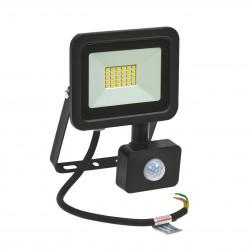 Naświetlacz Noctis LUX-2 LED 20W WW + czujnik ruchu czarny SPECTRUM