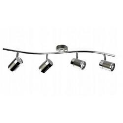 Lampa ścienno-sufitowa OLAF-4 GU10 LED 4x4W Struhm