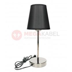 Lampka stołowa MT-507 B-P czarna perła Vitalux