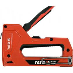 Zszywacz tapicerski 2-funkcje YT-70021 Yato