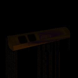 Gniazdo meblowe 1x z wyłącz. z LED 7W OR-AE-1317