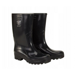 Kalosze L3070145 męskie czarne PVC rozmiar 45 LAHTI