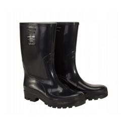 Kalosze L3070146 męskie czarne PVC rozmiar 46 LAHTI