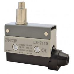 Wyłącznik krańcowy z trzpieniem i zderzakiem LS7110 TRACON