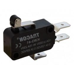Wyłącznik krańcowy mikro z dźwignią i rolką KW3-41 TRACON