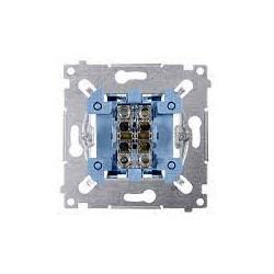 Simon54 mechanizm łącznika schodowego SW6M