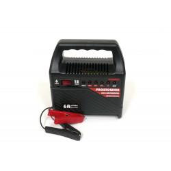 Prostownik do ładowania akumulatora 12/6V-6A Stanmot W406 KOWMET