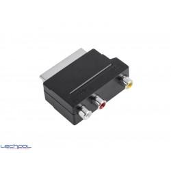 Złącze Euro S-20D IN+OUT 063780 C.E.