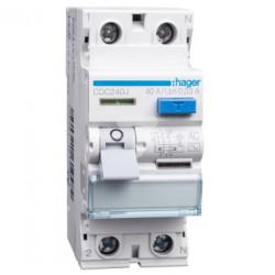 Wyłącznik różnicowoprądowy CDC240J AC Haher 2P40A
