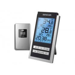 Stacja pogody Sencor SWS125 WiFi silver-black