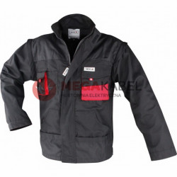 Bluza robocza rozmiar S czarna YT-8020 YATO