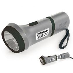 Latarka ładowalna 18 LED 3208LED MacTronic