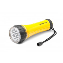 Latarka LED NEMO-7L wodoszczelna MacTronic 7Led
