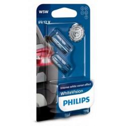 Żarówka W5W 12V Intense white xenon 2szt. Philips