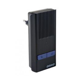 Dzwonek bezprzewodowy z learning system ROCK OR-DB-CD-116/B ORNO