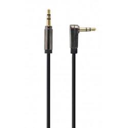 Kabel Stereo Jack 3,5 kątowy CCAP-444L-6 Gembrit
