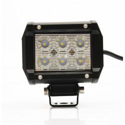 Lampa robocza LED CREE 18W WL5918R 8-30V IP68 INTERLOOK