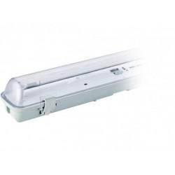 Oprawa hermetyczna 2xLED 120cm T8 230V 1-zasilacz L4451077 ART