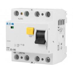 Wyłącznik róznicowoprądowy 4P 63A/0,03A AC EATON