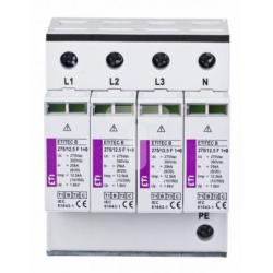 Ogranicznik przepięć B+C 4P 12,5kA ETITEC B ETI