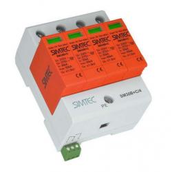 Ogranicznik przepięć B+C 4P 30kA SM30B+C/4-275 Simet