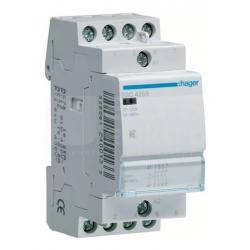 Stycznik modułowy ESC428S 25A 3Z/1R 230V Hager