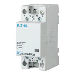 Stycznik modułowy 25A 4Z 0R 24V CMUC24/25-40 EATON