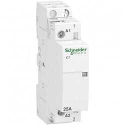 Stycznik modułowy 25A 1z/0r 230V AC iCT Schneider