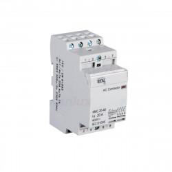 Stycznik modułowy 20A 4Z/0R 230V KMC-20-40 23241 KANLUX