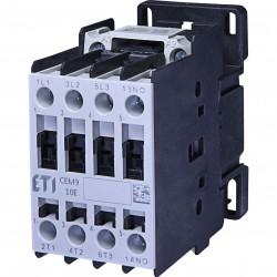 Stycznik mocy 9A 3P 1Z 0R CEM9.10-230V ETI
