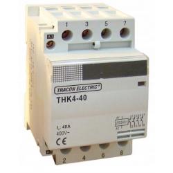 Stycznik instalacyjny 63A 4P,4NO, 230VAC moduł THK4-63 TRACON