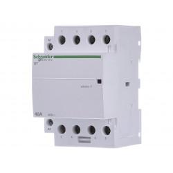 Stycznik DIN 40A 4z/or 230V AC A9C20844 Schneider